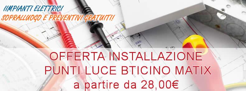 Preventivo Impianto Elettrico - Richiedilo all Elettricista